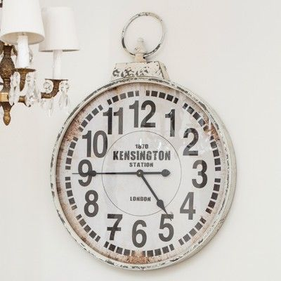 Decorative Wall Clock 108 best tick tock images on pinterest | roman numerals, wall