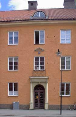 Falug. 22. Arkitekt Sven Wallander. 1924-25
