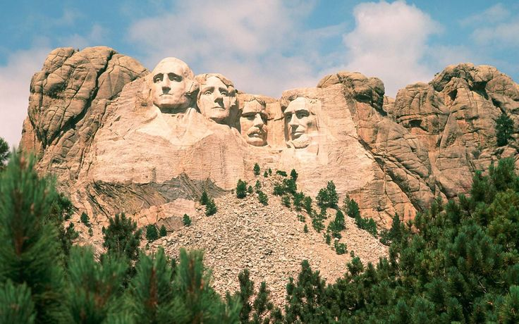 Nine little-known secrets and surprising facts about one of the country's most iconic landmarks: Mount Rushmore.