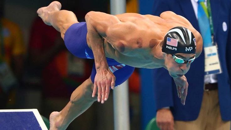 Michael Phelps to swim last race alongside Ryan Murphy, Cody Miller and Nathan Adrian..The U.S. men's 4x100m medley relay has won gold in this race every time they've entered it