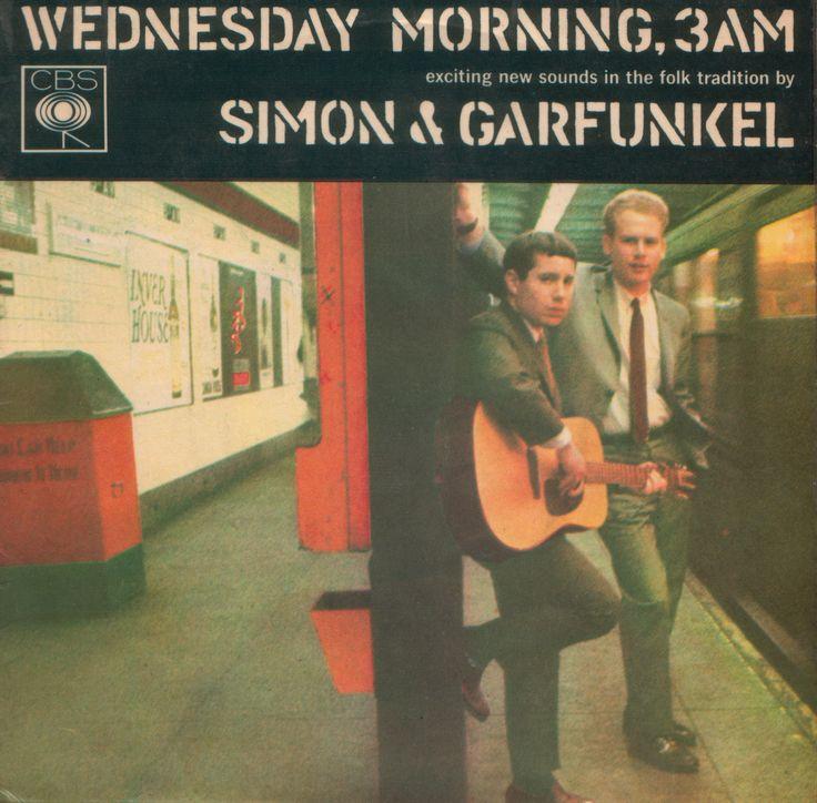 Simon & Garfunkel - Wednesday Morning 3AM