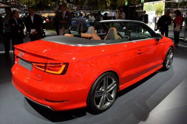 2014 Audi A3 Cabriolet Reds Wallpapers 600x398 2014 Audi A3 Cabriolet