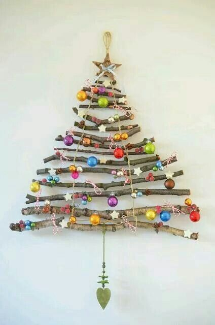 Homemade tree