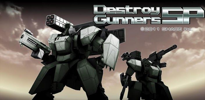 Destroy Gunners SP v1.23 APK ~ Free Games and Application for Android