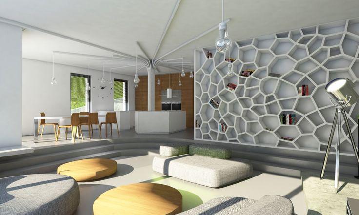 Erdgeschosswohnung mit Terrasse, Bratislava, Slowakei | RULES Architekten