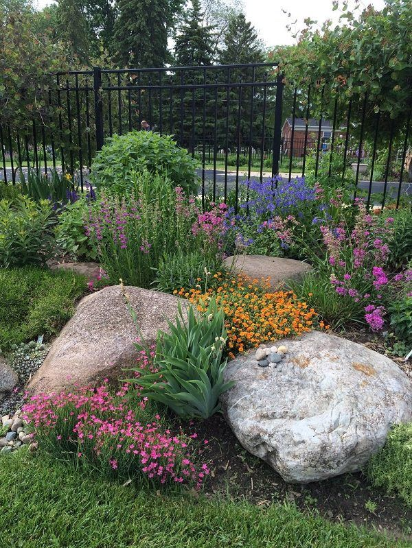 Using rocks in landscaping is a beautiful way to add texture and nature into your garden. Follow these easy tips to beautify your garden with rocks!