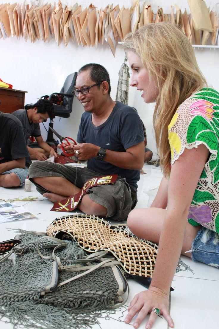 Bali design studio #thestorybehindcleobella