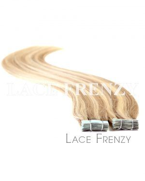Piano Hightlight- 40Pcs -Double Drawn Tape-In Hair Extension @lacefrenzywigs