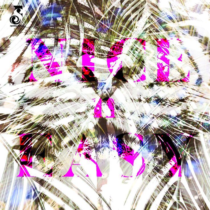 NICE'N'EASY Spotify playlist cover by Jyotika SofiA