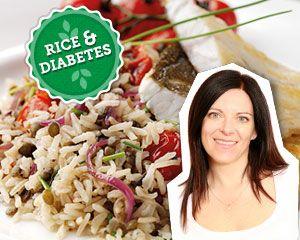 Basmati Rice and Diabetes by Dr Sarah Schenker - Tilda Basmati Rice