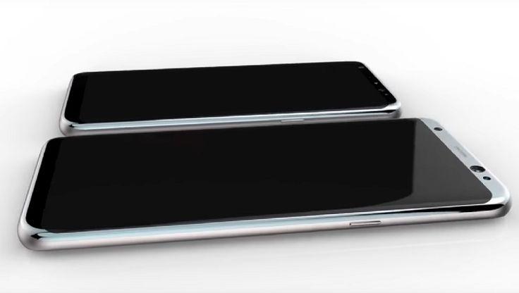 Видео Samsung Galaxy S8 попало в сеть