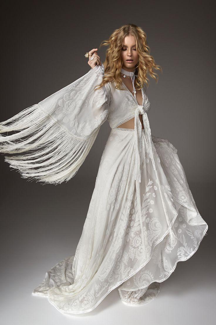 Morrison Gown #ruedeseine #lovespell