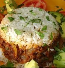 Arroz tapado | Comida Peruana - Peruvian Food | Pinterest