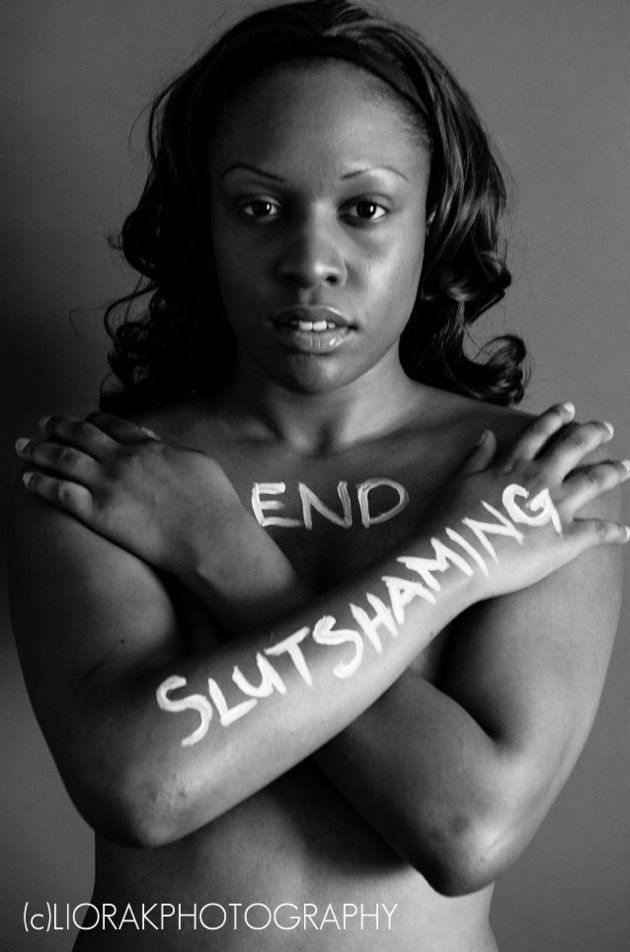 11 Powerful Feminist Messages, Written On The Bodies Fighting For Them