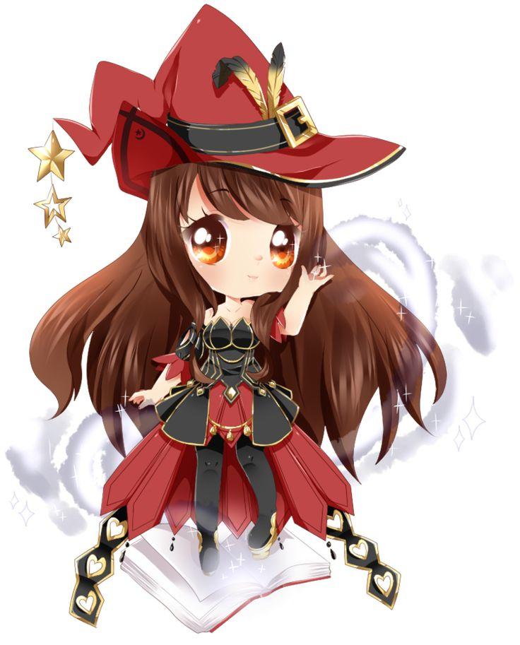COM: Evrina by cutesu