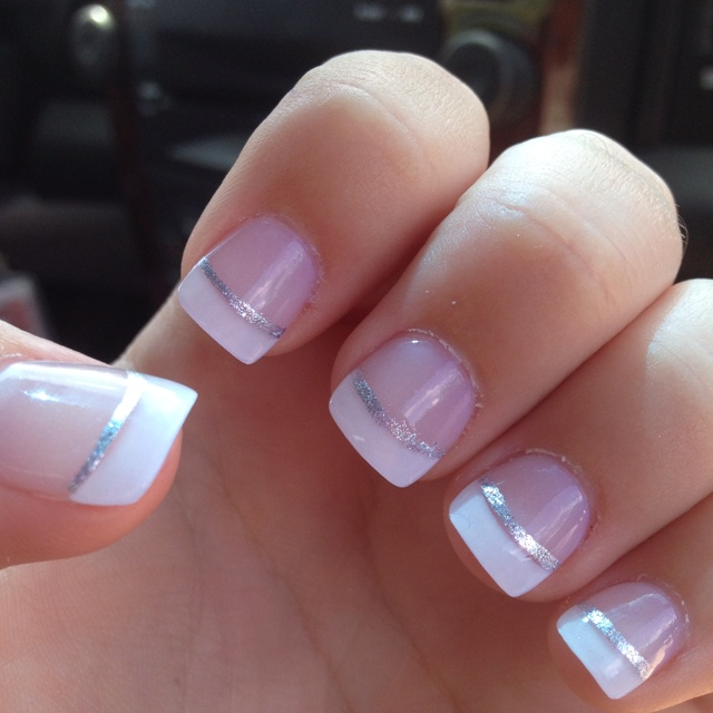 My nails for prom! :)