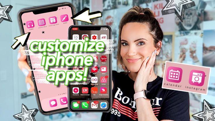 7 aesthetic ways to organize iphone apps change app