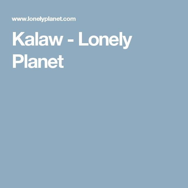Kalaw - Lonely Planet