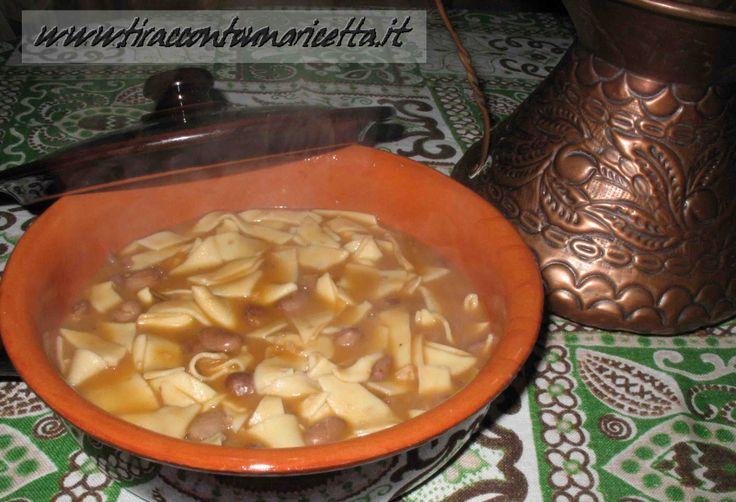 Piatto della tradizione contadina di Sezze, autentica espressione di qualità gastronomica con ingredienti semplici, ma genuini e squisiti
