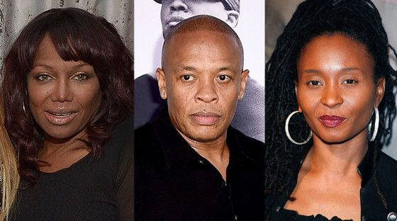 Dr. Dre's Ex, Michel'le and Dee Barnes, Speak Out on Abusive Past Not Being Shown in Straight Outta Compton