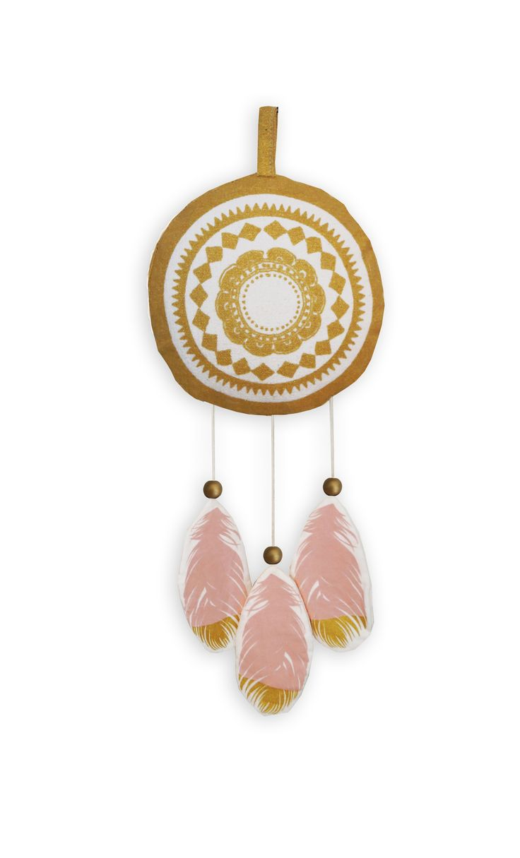 Music Mobile - Feather Love From Elodie Details HOME COLLECTION