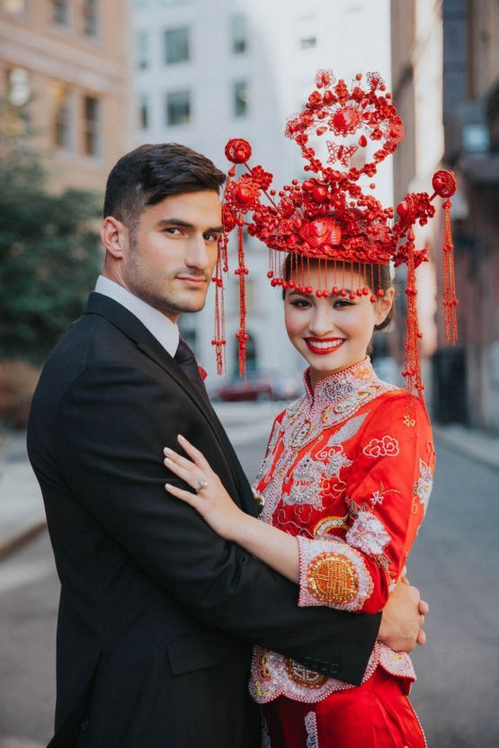 multicultural wedding