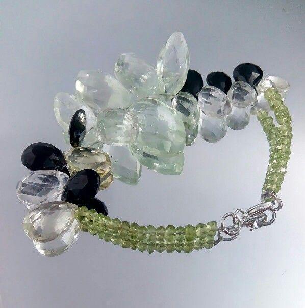 Peridot.citrin.green ametist.onix