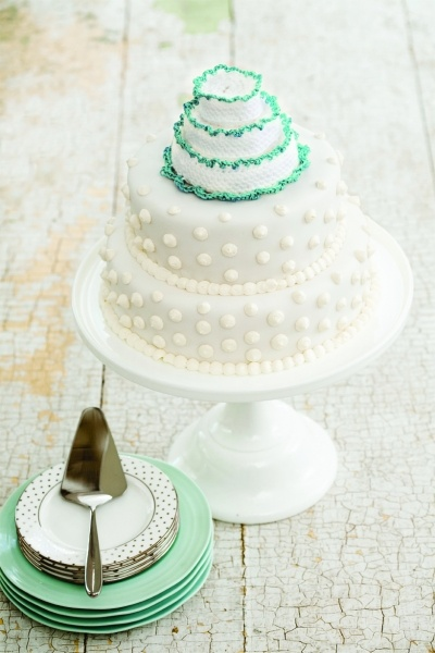 Crochet Wedding Cake Topper Im Not That Convinced Wedding