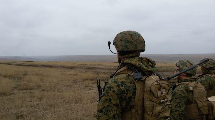 Multinational military exercise: 12-18 February, Babadag, Romania - News in English -    Radio România Actualităţi Online