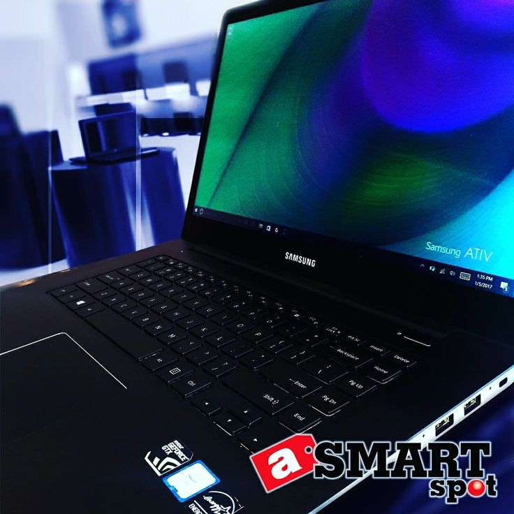 The Samsung Ativ Book 9 Pro is a high-end desktop replacement laptop featuring a 4K Ultra High-Definition touch display and speedy performance. #Samsung #ativ #AtivBook #AtivBookPro #aSMARTspot #Luxury #CoreI7 #Intel #electronics #electronicstore #cellphonestore #glendale #glendalestore #Notebooks #Laptops #netbooks #phonestore #AtivePro9 #2in1 #localstore #performance #stylish #aluminium #SamsungNotebook #windows10 #tablet #windowstablet #notebook9pro #ModernPC