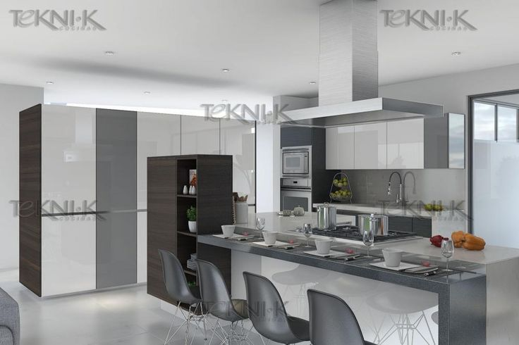 17 best images about grey 2781 on pinterest mesas grey - Cocina gris claro ...