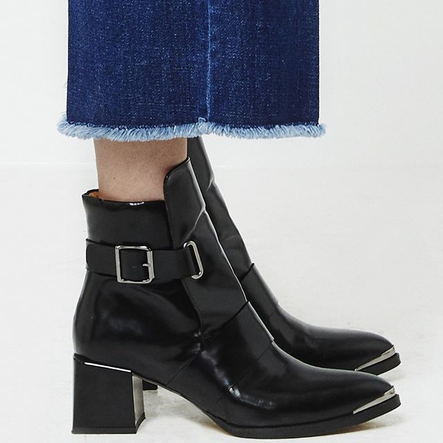 Won Hundred Hanne boots available in stores and on www.wonhundred.com #wonhundred #aw16 #newin #style