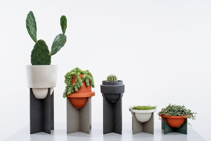 "BEAUTIFUL HANDMADE PLANTERS – THE ""ARIZONA COLLECTION"" BY MONTREAL'S MPGMB"