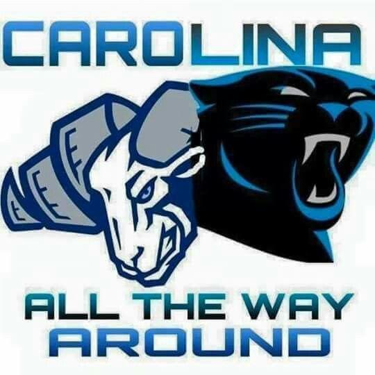 North Carolina Tar Heels/Carolina Panthers