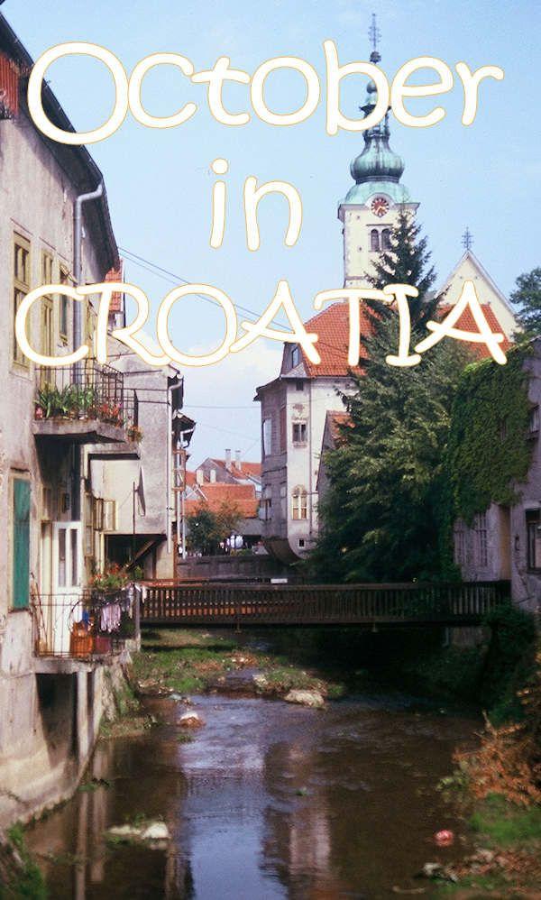 October In Croatia Is Calm And Beautiful Here S What To See Croatia Hotels Croatia Travel Croatia Holiday