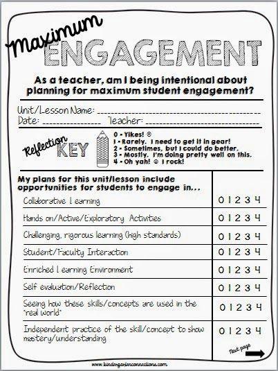 Blog Hoppin': Maximum Student Engagement!