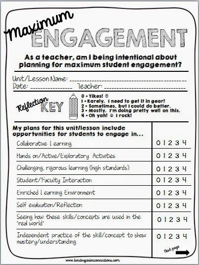 Blog Hoppin': Maximum Student Engagement!