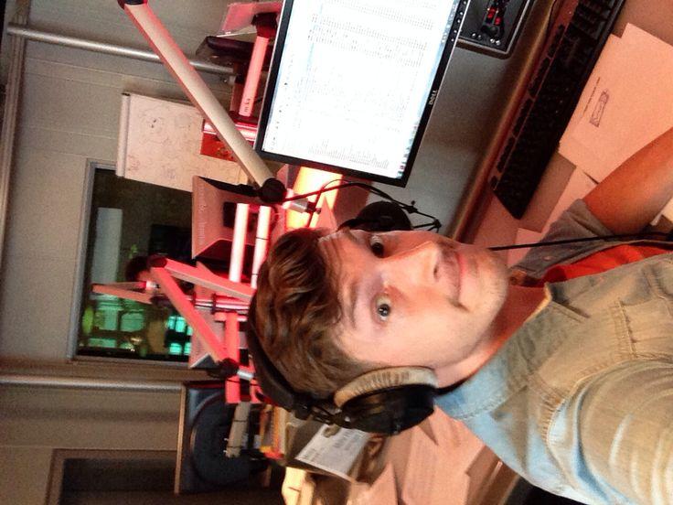 @work at the radiostation #hitradioö3 #oe3