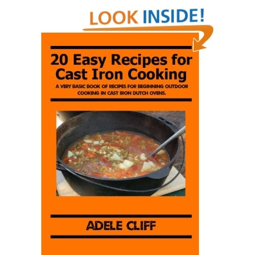 20 Easy Camping Recipes For Your Family: 46 Best Outdoor Dutch Oven Cookbooks Images On Pinterest