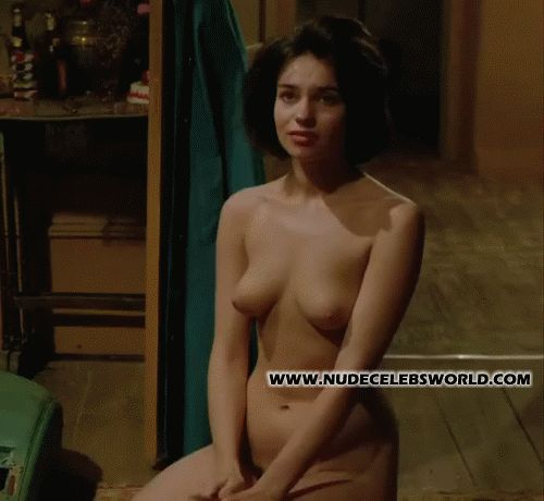 French Actress Beatrice Dalle Classic Scene From Betty -1300
