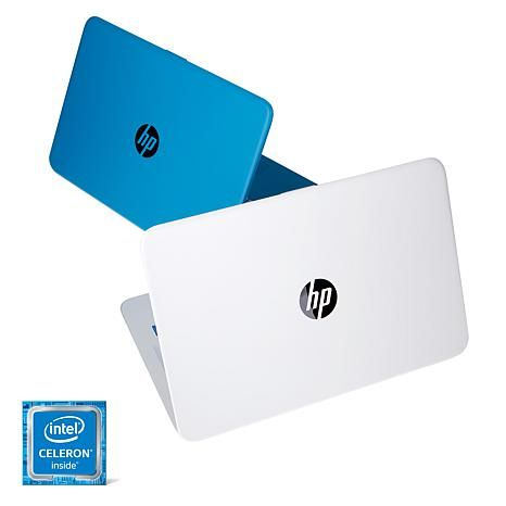"2-pack HP Stream 14"" Laptops w/Office and Tech Support"