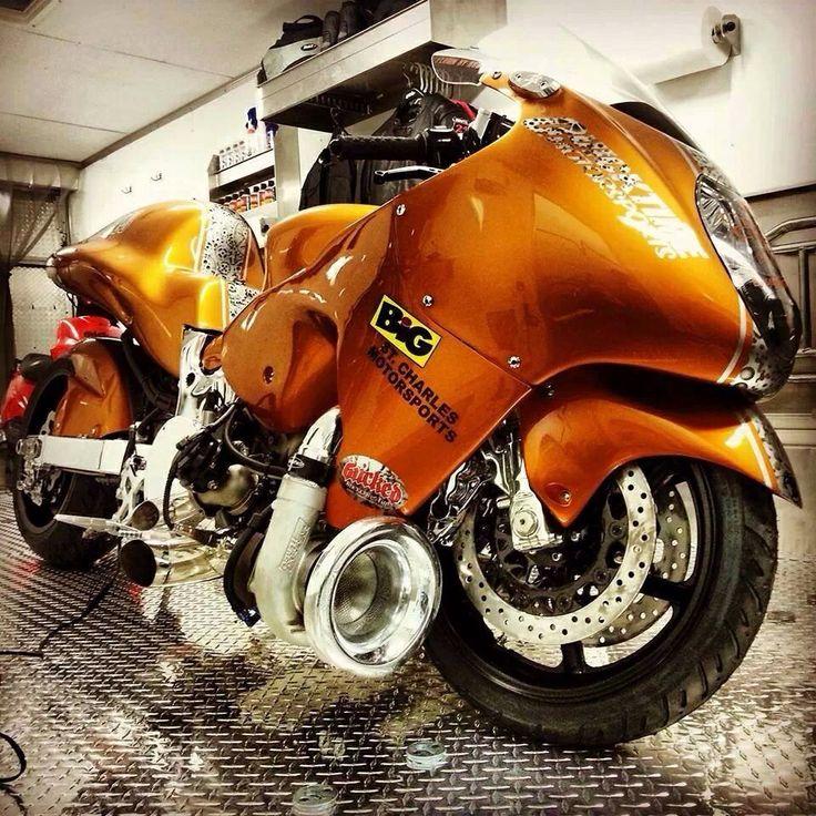 Suzuki Hayabusa GSX1300R Turbo | Motorcycles | Pinterest ...