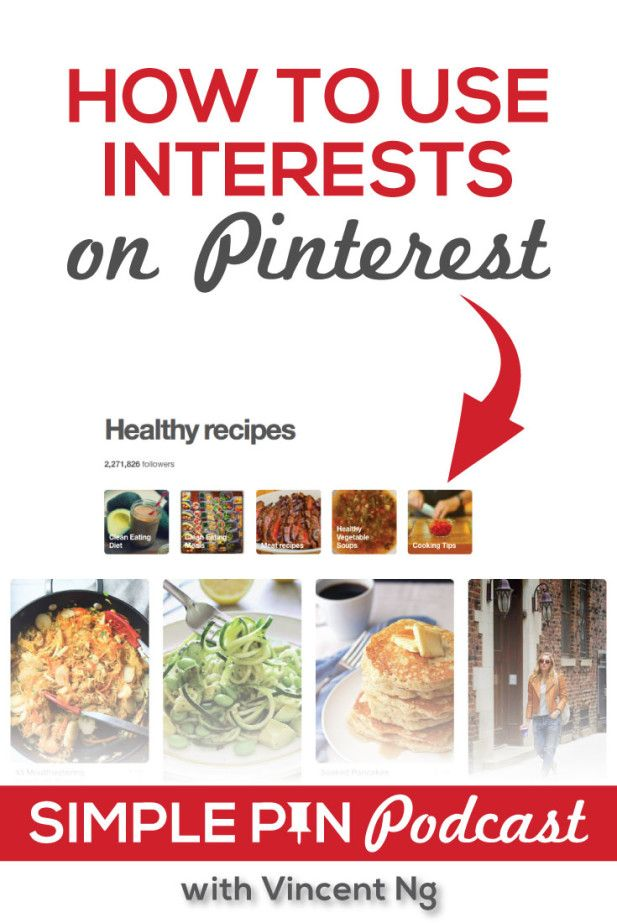 Learn how to use interests on Pinterest to boost engagement. Plus, we're sharing simple hacks for naming boards to be seen in the interests categories.