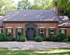 Design Ideas Welcome For Exterior Houzz Brick House Trimbrick