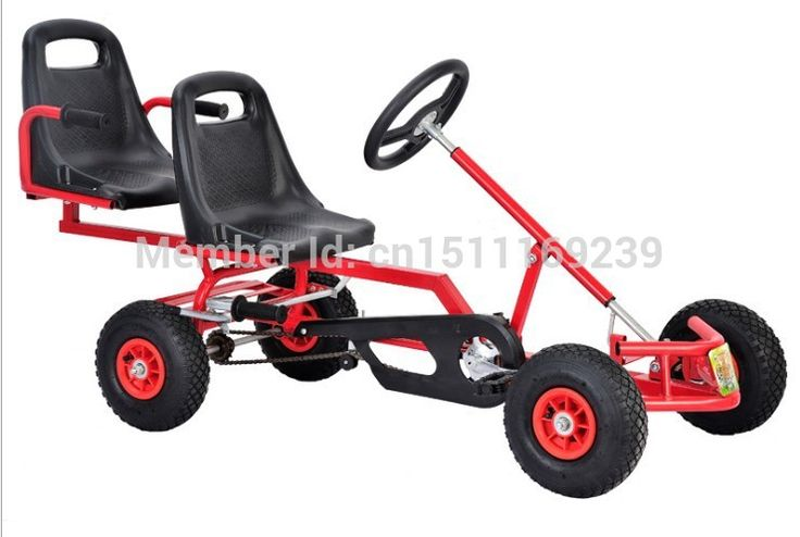2 Seater Pedal Go Karts for Adults Click for more fantastic pedal go kart