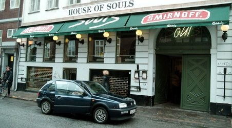 House of Souls, København: Nydelig kreolsk mat. Restaurant brevet av to skjønne fyrer fra New Orleans.