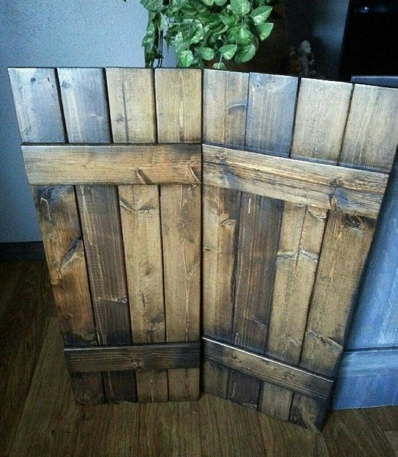 Best 25 Primitive Shutters Ideas On Pinterest Country Shutters Western Curtains And Pallet