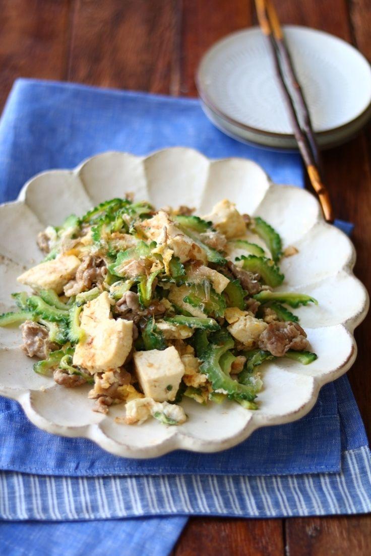 白だしで作る、ゴーヤーチャンプルー。 by 栁川かおり | レシピサイト「Nadia | ナディア」プロの料理を無料で検索