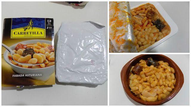 fabada asturiana Carretilla