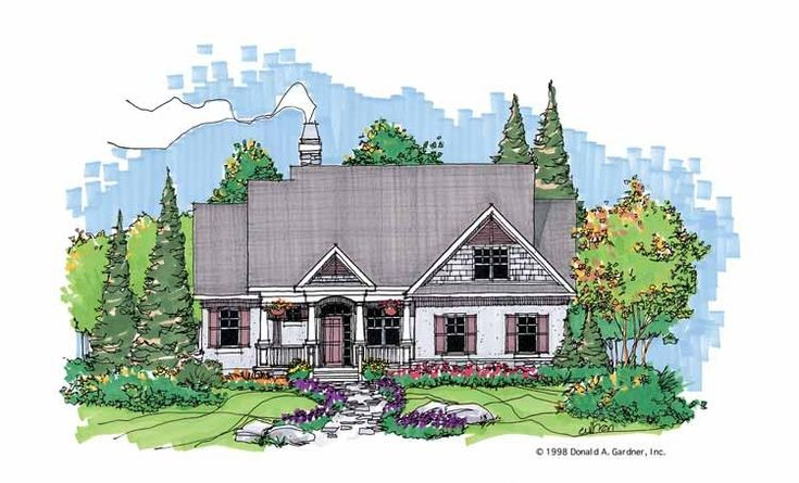 Craftsman+House+Plan+with+1700+Square+Feet+and+3+Bedrooms+from+Dream+Home+Source+|+House+Plan+Code+DHSW41661